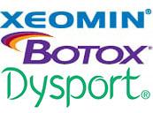 Xeomin/Botox logo